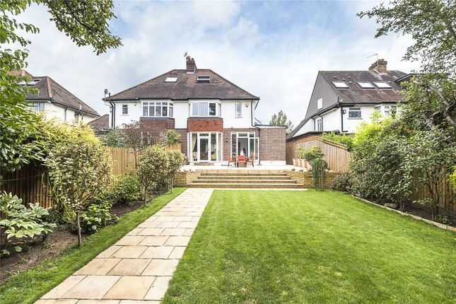 Thumbnail Semi-detached house for sale in Copse Hill, London