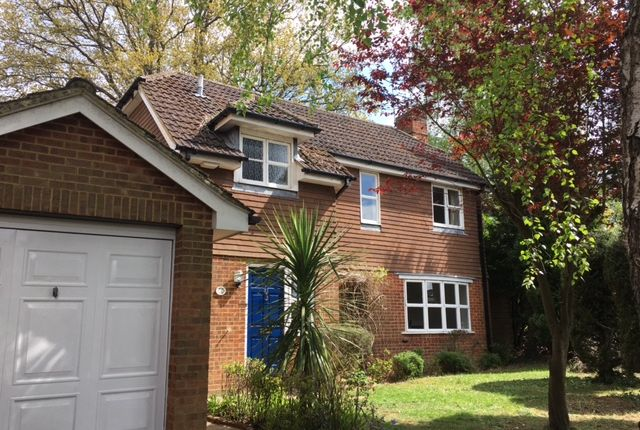 Thumbnail Detached house for sale in College Hill, Godalming