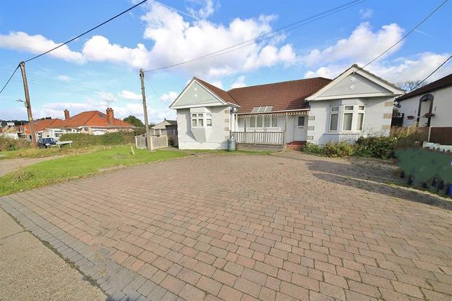 Thumbnail Detached bungalow for sale in York Avenue, Corringham, Stanford-Le-Hope