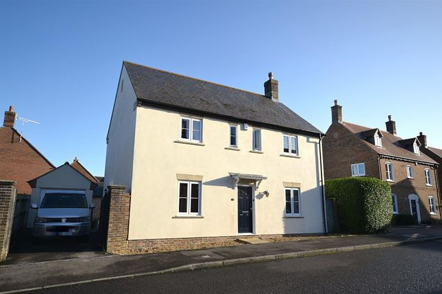 Thumbnail Detached house for sale in Oak Road, Charlton Down, Dorchester