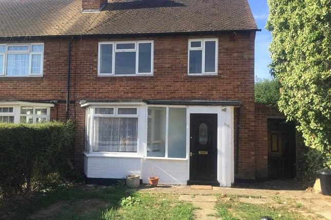 Thumbnail Semi-detached house to rent in Mutchetts Close, Watford