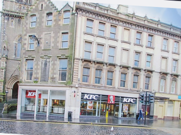 Restaurant/cafe to let in High Street, Dundee