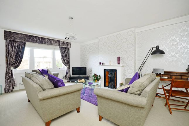 Thumbnail Flat to rent in The Barons, St Margarets