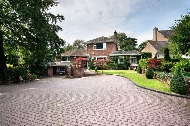 Thumbnail Detached house for sale in Four Oaks Road, Four Oaks, Sutton Coldfield