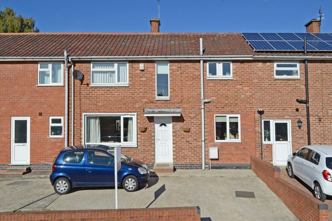 Thumbnail Terraced house to rent in Sandcroft Road, York