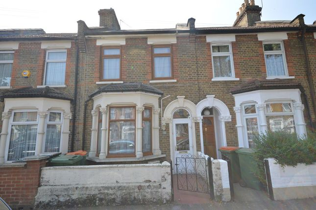 Thumbnail Terraced house to rent in Thorpe Road, London