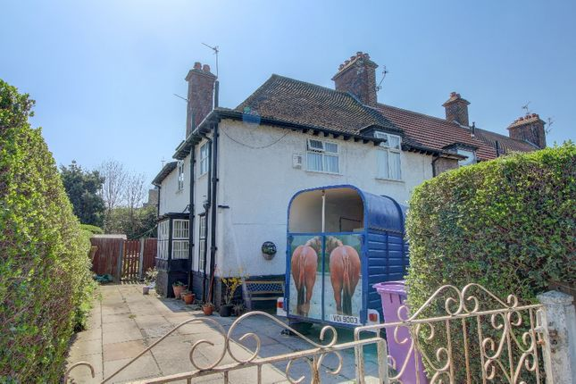 Thumbnail Semi-detached house for sale in Thingwall Road, Wavertree, Liverpool