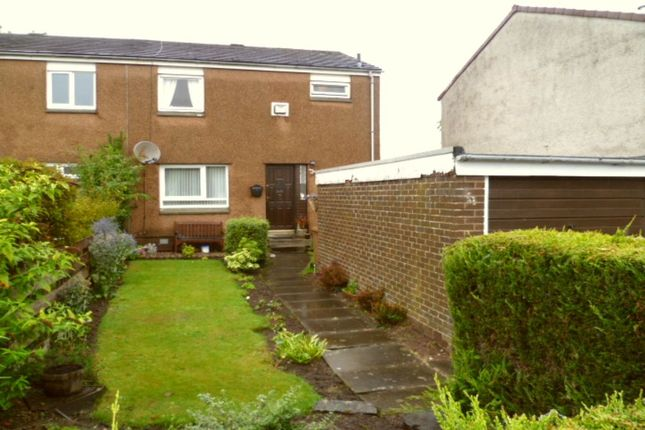 Thumbnail Terraced house for sale in Provost Milne Grove, South Queensferry