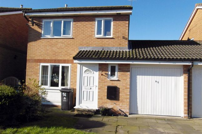 Thumbnail Detached house to rent in Priory Close, Heaton With Oxcliffe, Morecambe