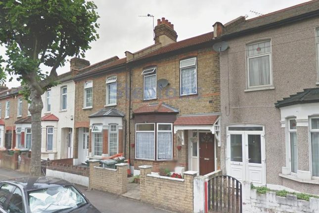 Thumbnail Terraced house for sale in Haldane Road, East Ham