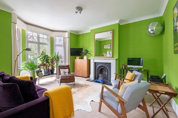 Thumbnail Flat for sale in Rutland Park Gardens, Willesden Green, London