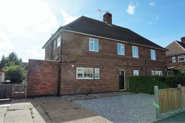 Thumbnail Semi-detached house to rent in Sunnyside Road, Nottingham