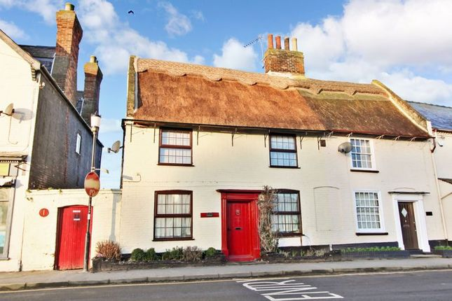 Thumbnail Terraced house for sale in Bowman, Playing Field Lane, Martham, Great Yarmouth