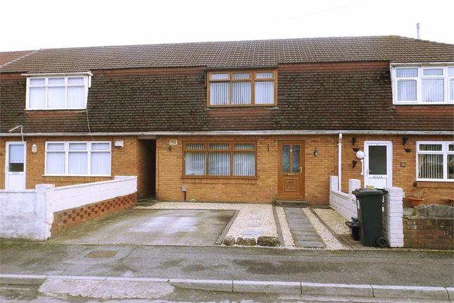 Thumbnail Terraced house for sale in Burns Road, Little Warren, Port Talbot, West Glamorgan