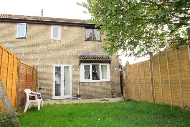 Thumbnail End terrace house for sale in Farmhouse Way, Cardiff