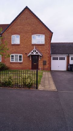 Thumbnail Semi-detached house for sale in Teesdale Avneue, Shard End