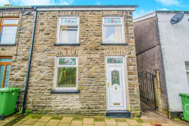 Thumbnail Terraced house for sale in Bristol Terrace, Bargoed