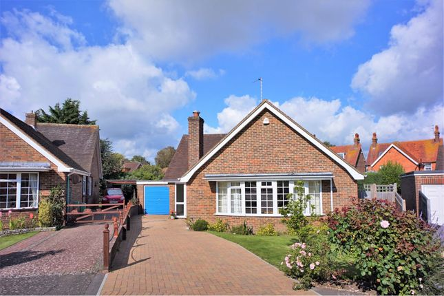 Thumbnail Detached bungalow for sale in Smugglers Close, Alfriston