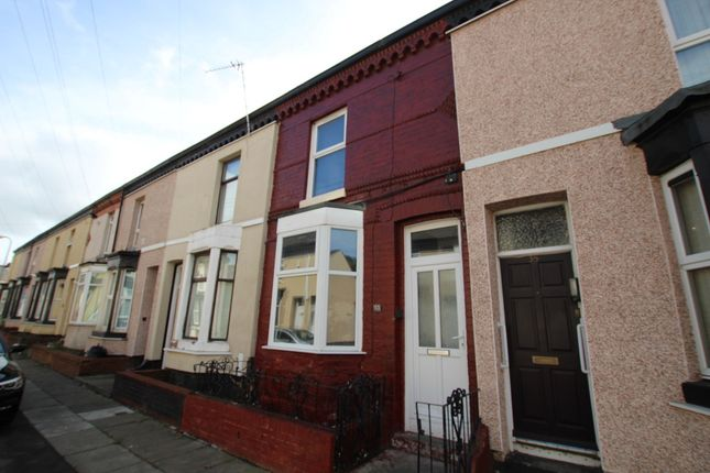Thumbnail Terraced house to rent in Pope Street, Bootle
