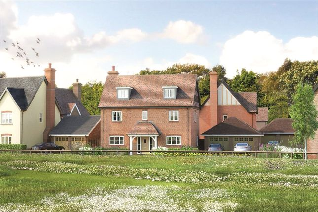 Thumbnail Detached house for sale in Eldridge Park, Bell Foundry Lane, Wokingham