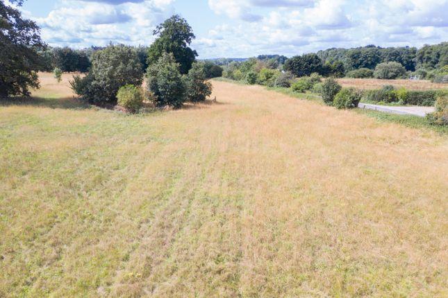 Thumbnail Land for sale in Brickendon Lane, Hertford