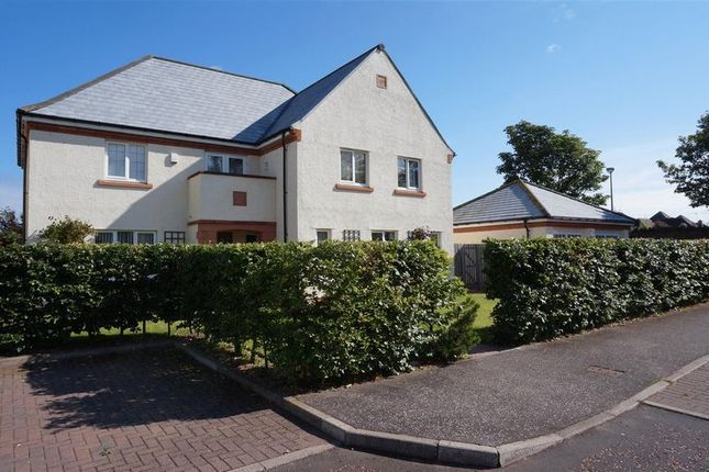 Thumbnail Detached house for sale in Leslie Way, Dunbar