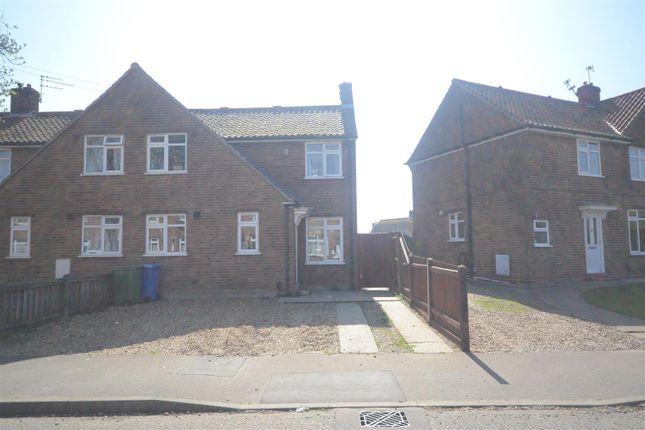 3 bed terraced house for sale in Cubitt Road, Norwich