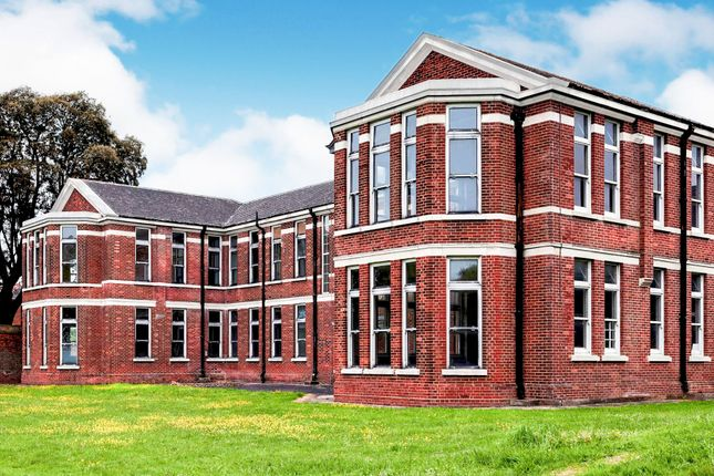 Thumbnail Flat for sale in Royal Haslar, Haslar Road, Gosport Peninsular