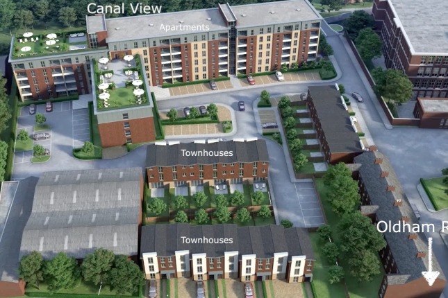Thumbnail Flat for sale in Ridgefield St, Manchester