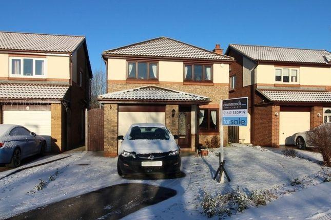 Thumbnail Detached house for sale in Shelley Close, Billingham