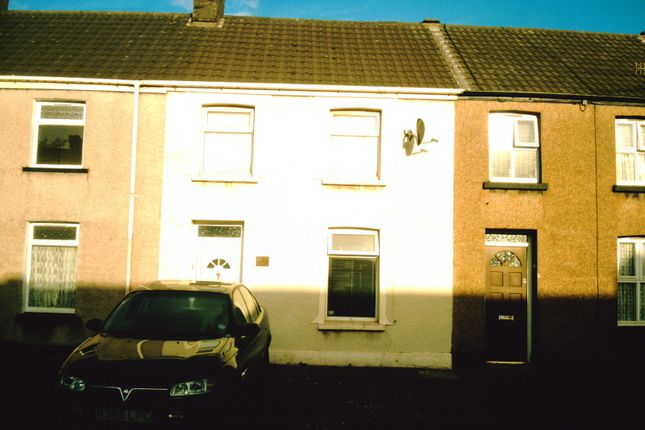Thumbnail Terraced house to rent in Upper West End, Port Talbot