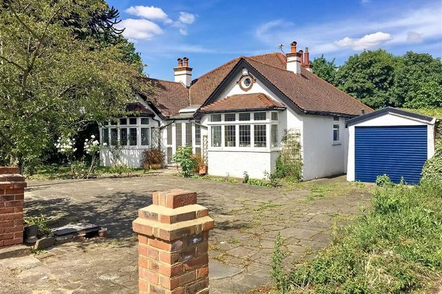 4 bed detached bungalow for sale in Woodcote Road, Purley, Surrey