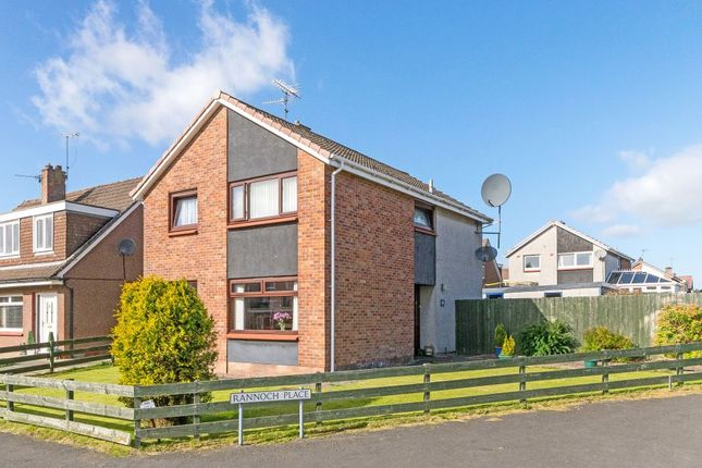 Thumbnail Detached house for sale in Argyll Road, Kinross