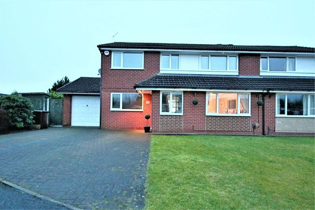 4 bed semi-detached house for sale in Sevenoaks, Leigh, Lancashire
