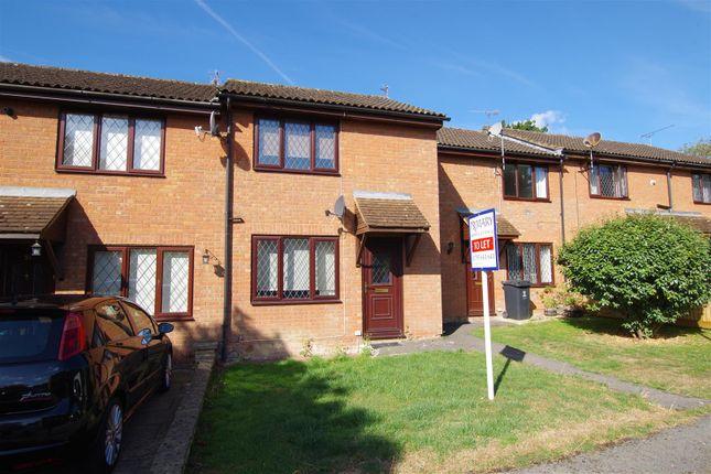 Thumbnail Terraced house to rent in Ascham Road, Grange Park, Swindon