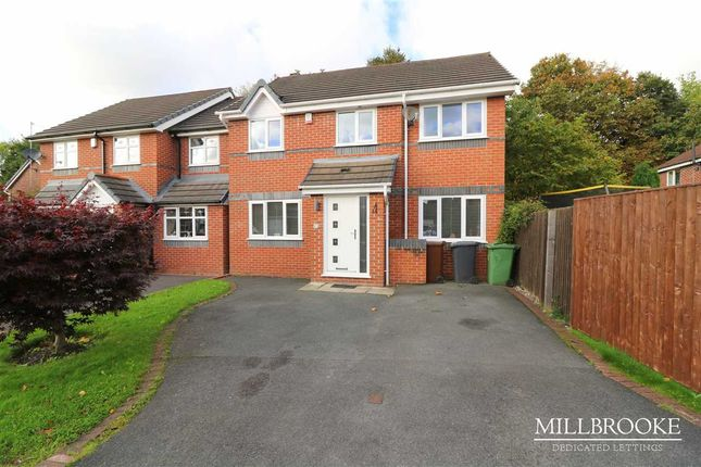 Thumbnail Detached house to rent in Petrel Close, Astley