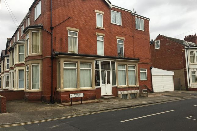 Thumbnail Flat for sale in Brighton Avenue, Blackpool