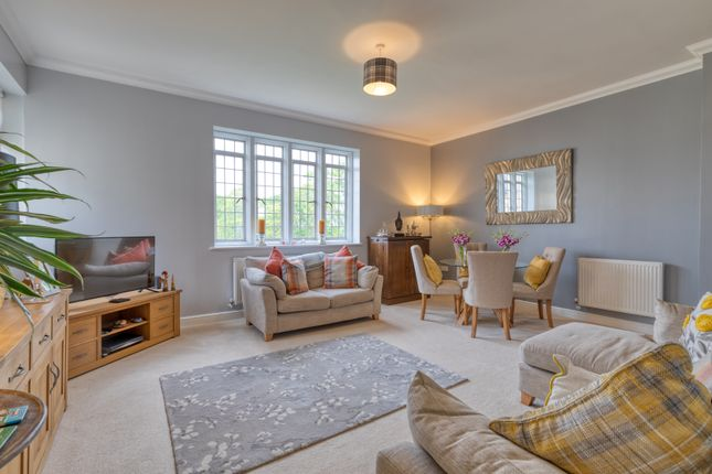 Thumbnail Flat for sale in South Wing, Fairfield Hall, Kingsley Avenue, Fairfield, Hitchin