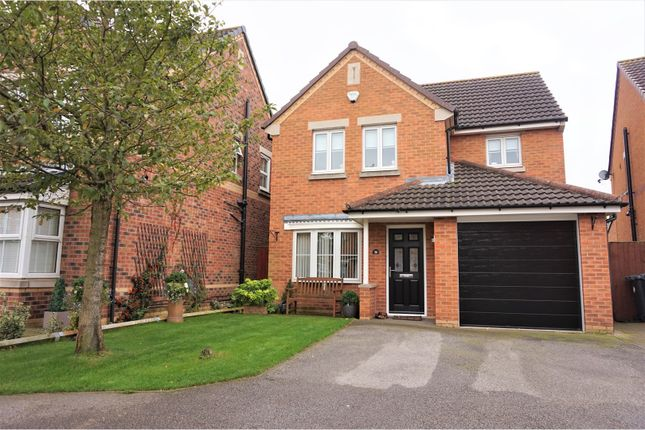 Thumbnail Detached house for sale in Holmshaw Close, Edenthorpe, Doncaster