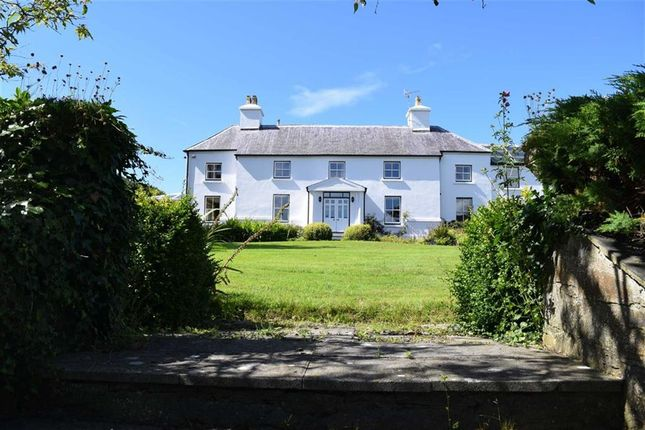 Thumbnail Detached house for sale in Nantcellan Fawr, Clarach, Aberystwyth