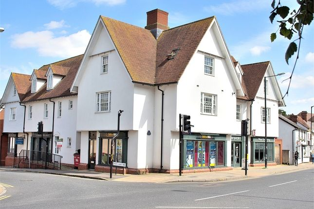 Thumbnail Flat for sale in White Hart Way, Dunmow, Essex