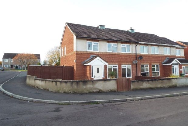 Thumbnail Semi-detached house to rent in Holmlea, Wookey, Wells