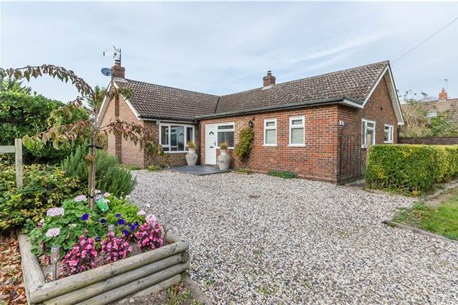 Thumbnail Detached bungalow for sale in Blakeland Hill, Duxford, Cambridge
