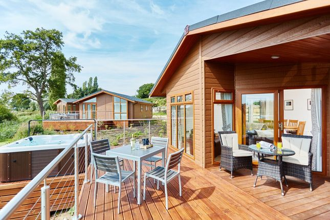 Thumbnail Bungalow for sale in Staithe Road, Burgh St. Peter, Beccles