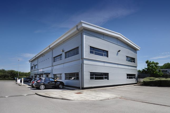 Thumbnail Office to let in No 2, Commerce Park, New Chester Road, Birkenhead