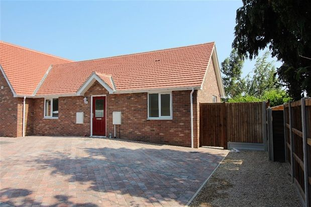 Thumbnail Semi-detached bungalow for sale in Springfield Meadows, Little Clacton, Clacton On Sea