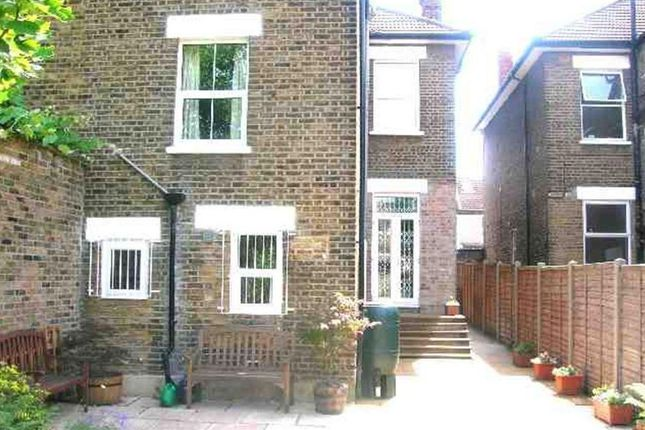 Thumbnail End terrace house to rent in Brownhill Road, London