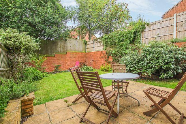 Garden of Cudworth Drive, Mapperley, Nottingham NG3