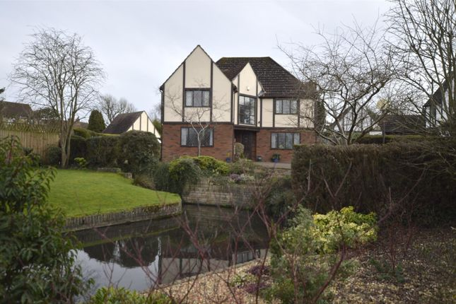 Thumbnail Detached house for sale in Rectory Road, Frampton Cotterell BS362Bn
