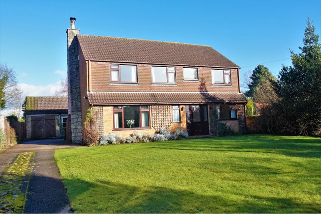 Thumbnail Detached house for sale in Church Street, Wragby